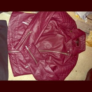 LEATHER JACKET EVERYTHING MUST GO!